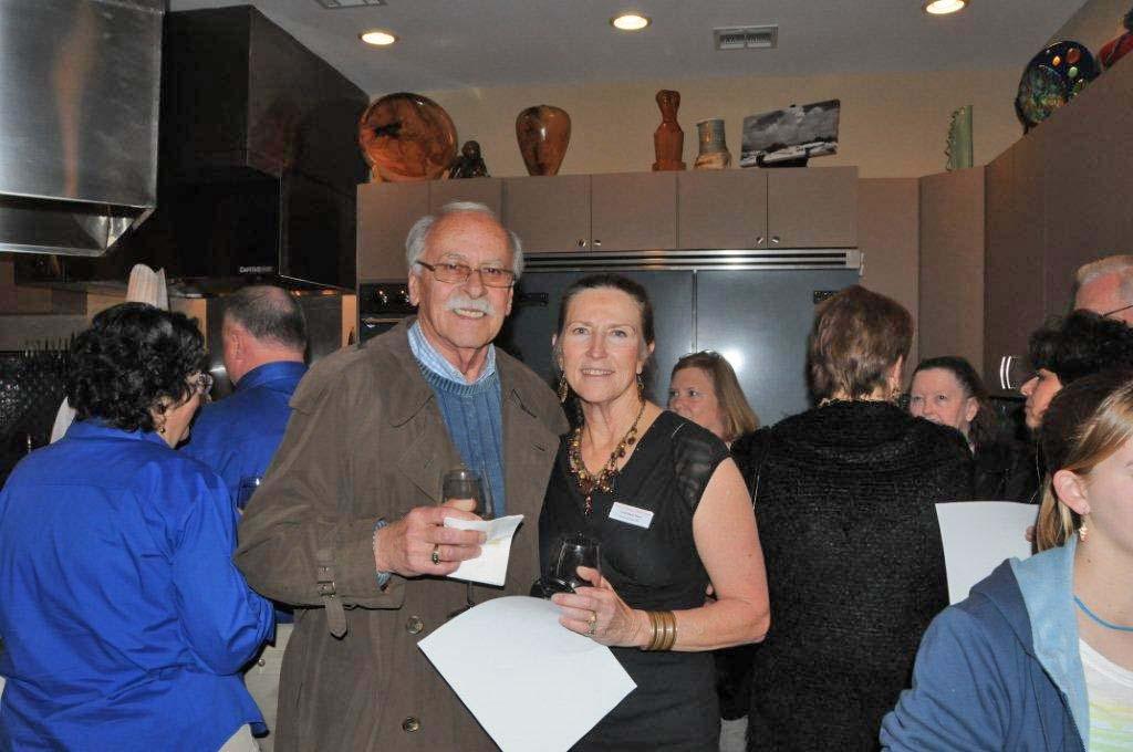 Ocean Springs Art Association IP Culinary Arts Cafe