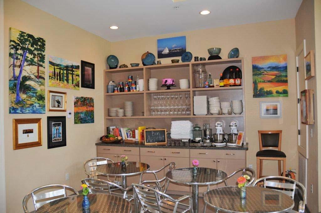 Mary C O'Keefe IP Culinary Cafe