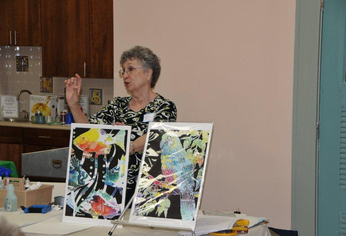 Ocean Springs Art Association Meeting