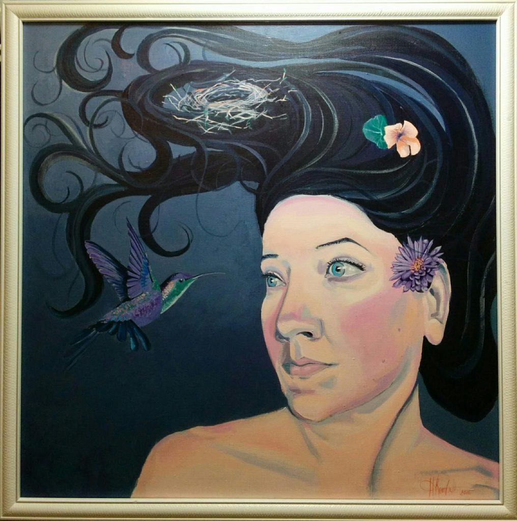 Be Still by Heather Rumfelt