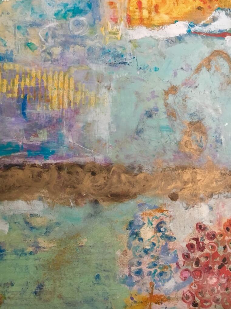 Artist Beth Hatch