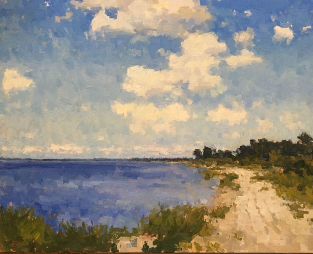 Artist Curtis Jaunsen