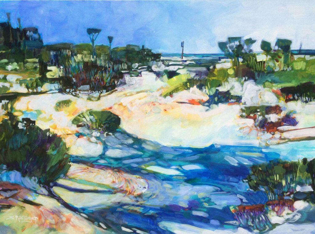Artist Susie Ranager