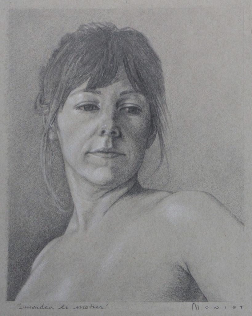 Artist Monique Moniot Greathouse