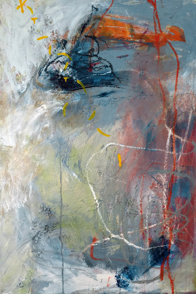 Artist Sadako Lewis